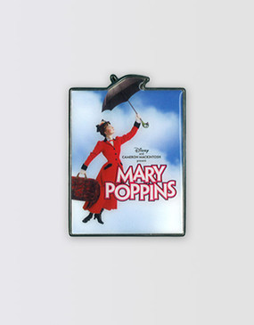 Mary Poppins Logo Magnet