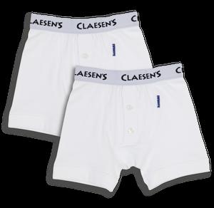 Claesen's | Underwear | 2 - 12y | CL244-White