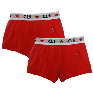 Claesen's | Underwear | 2 - 12y | CL933-red
