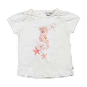 Minymo | T-Shirt | 9m-18m | 120832-1000