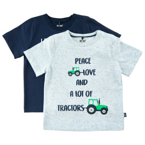 Me Too | 2 Pack T-shirt | 3-6y | 630667T-7016