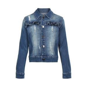 Creamie | Jacket Denim Cropped | 4-14y | 820957-7702