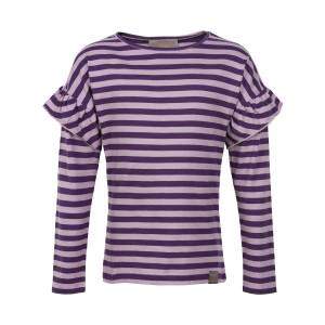Creamie | T-Shirt Stripe Ls | 4y-14y | 821180-6712