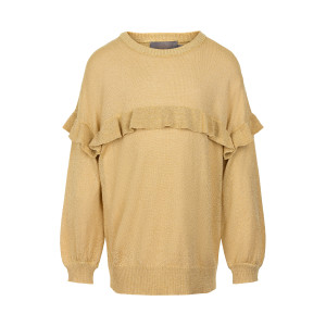 Creamie | Pullover Glitter Knit | 4y-14y | 821187-0155