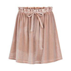 Creamie   Skirt Velvet   4y-14y   821194-5506