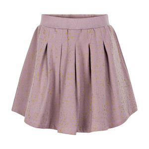 Creamie | Skirt Sweat Gold Print | 4y-14y | 821195-6808