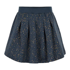 Creamie | Skirt Sweat Gold Print | 4y-14y | 821195-7850