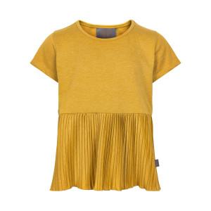Creamie | T-Shirt Plissé S/S | 4y-14y | 821244-3948