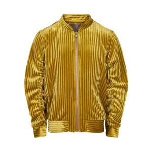 Creamie | Jacket Bomber Velvet | 4y-14y | 821262-3948