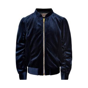Creamie | Jacket Bomber Velvet | 4y-14y | 821262-7850