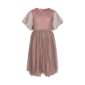 Creamie | Dress Gold Dot | 4y-14y | 821292-5707