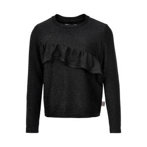 Creamie | T-Shirt Glitter Ls | 4y-14y | 821298-1007