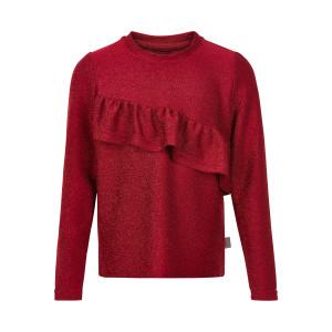 Creamie | T-Shirt Glitter Ls | 4y-14y | 821298-4762