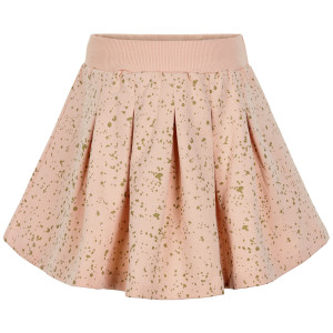 Creamie | Skirt Sweat Gold Print | 3y-6y | 840133T-5506