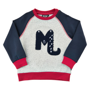 Me Too | Sweatshirt Ls | 12m-24m | 630776-1231