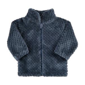Minymo   Teddy Jacket Zipper   N-18m   111122-7470