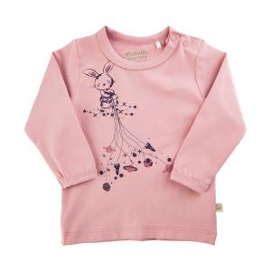 Minymo | T-Shirt L/S Print | N-18m | 111149-5906