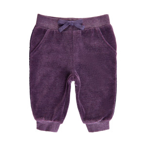 Minymo | Pants Velour | N-18m | 111173-6720