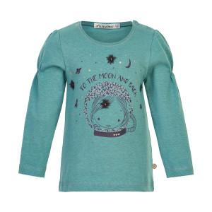 Minymo | T-Shirt Ls Print | 12m-24m | 121141-8911