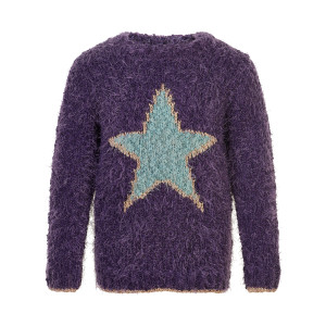 Minymo | Pullover L/S Knit | 3-6y | 121158T-6720