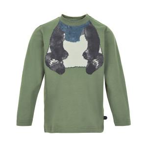Minymo | T-Shirt Ls Printt | 3-6y | 131084T-9212