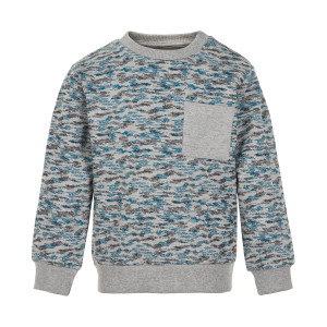 Minymo | Sweatshirt Ls Aop | 12m-24m | 131151-1380
