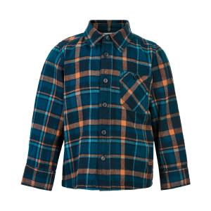 Minymo | Shirt Ls Check | 12m-24m | 131154-7988