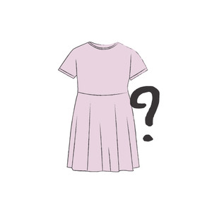 Me Too | Girl Mystery Dress | 6m