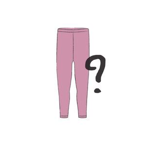 Me Too | Girl Mystery Legging | 6Y