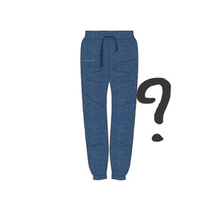 Me Too | Boy Mystery Sweat Pants | 3m