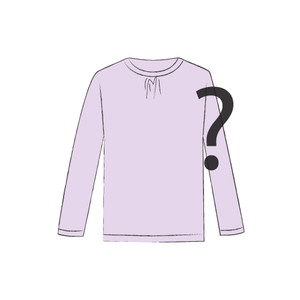 Me Too | Girl Mystery LS T-Shirt | 6m