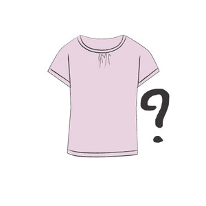 Me Too | Girl Mystery SS T-Shirt | 3m