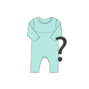 Me Too | Boy Mystery Unionsuit | 3m