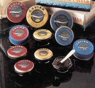 The 10 Caviar Sampler - 10 Caviars of Varying Textures and Flavors