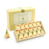 Tea Forte Jasmine Green Tea - 48 pieces in Event Box