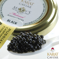 CAVIAR: Osetra Russian Karat Black - Farmed