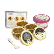 Golden Caviar Gift Set