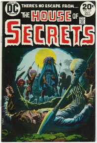 House of Secrets #112 FN