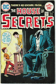 House of Secrets #128 FN