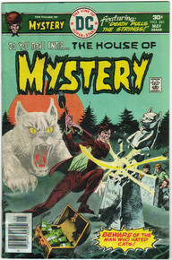 House of Mystery #241 VG