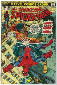Amazing Spider Man #123 GD Front Cover