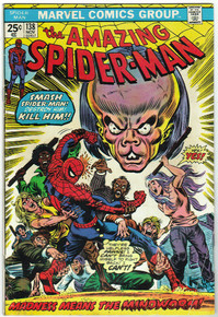 Amazing Spider Man #138 VG Front Cover