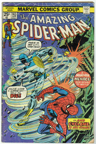Amazing Spider Man #143 GD Front Cover