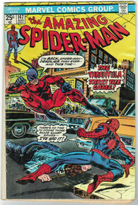 Amazing Spider Man #147 GD Front Cover