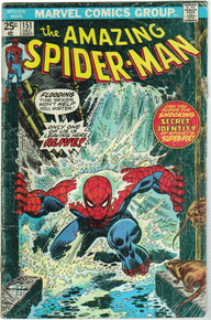 Amazing Spider Man #151 GD Front Cover