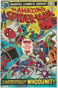 Amazing Spider Man #155 FN