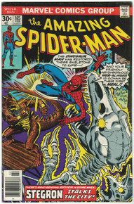 Amazing Spider Man #165 FN Front Cover
