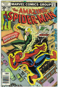 Amazing Spider Man #168 GD Front Cover