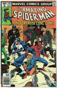 Amazing Spider Man #202 FN Front Cover