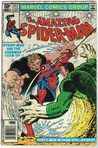 Amazing Spider Man #217 GD Front Cover